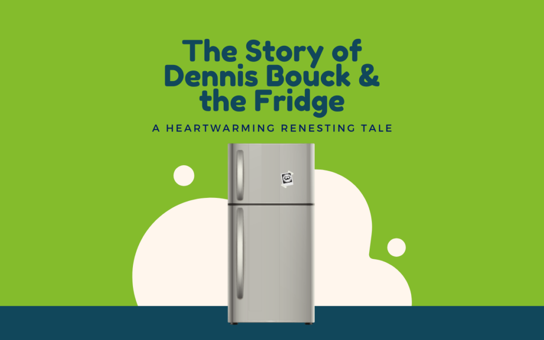 The Story of Dennis Bouck & the Fridge