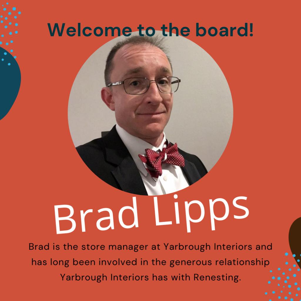 new board member