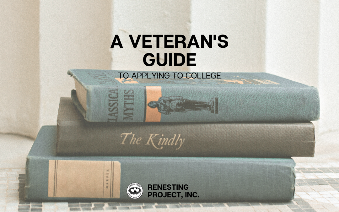 A Veteran's Guide to Applying to College